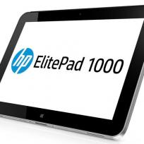 HP ElitePad 1000 G2 Intel Z3795 Atom 4x1.6 GHz 10""