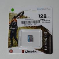 KINGSTON Canvas Go! Plus 128 GB microSDXC Speicher