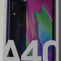 SAMSUNG Galaxy A40 Dual-Sim 64 GB - Black